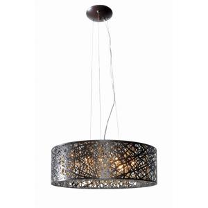 Inca-9 Light Pendant in Contemporary style-23.5 Inches wide by 10 inches high