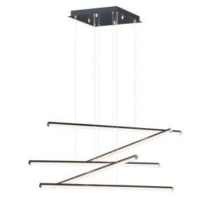 Hover - 47.5 Inch 90W 5 LED Pendant