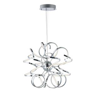 Chaos-69W 1 LED Pendant-23.5 Inches wide by 22 inches high