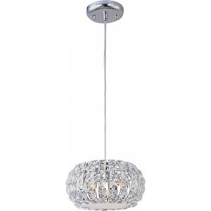 Bijou-3 Light Pendant in Contemporary style-9.5 Inches wide by 5.25 inches high