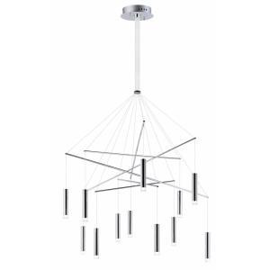 "Picolo - 35"" 24W 12 LED Pendant"