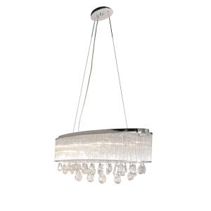 Gala-7 Light Pendant in Contemporary style-9.5 Inches wide by 14.5 inches high