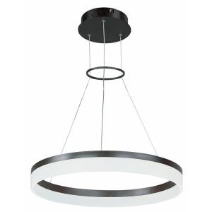 "Saturn - 23.75"" 24W 1 LED Pendant"