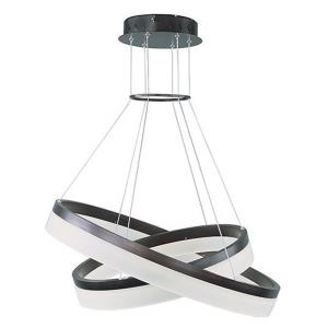 "Saturn - 23.75"" 2-Tier LED Pendant"