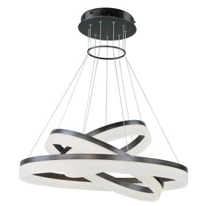 "Saturn - 31.75"" 3-Tier LED Pendant"