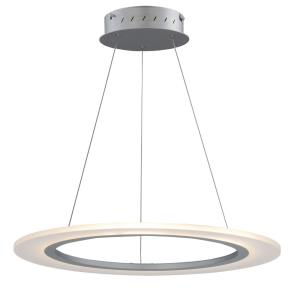 Saturn II-24W 1 LED Pendant-23.75 Inches wide by 0.5 inches high