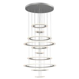 "Saturn II - 30"" 159W 10 LED Pendant"