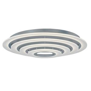 Saturn II-464W 4 LED Flush Mount-39.5 Inches wide by 7 inches high