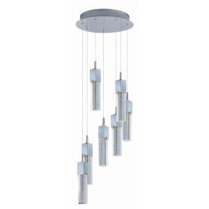Fizz III - 13.5 Inch 52.5W 7 LED Pendant