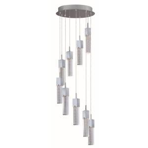 Fizz III - 15.75 Inch 67.5W 9 LED Pendant