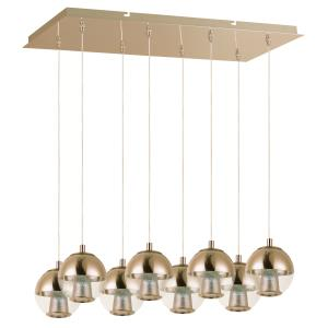 Reflex - LED Pendant - 11 Inches wide by 6.5 inches high
