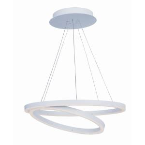 Cirque-134W 2 LED Pendant-23.75 Inches wide by 6 inches high