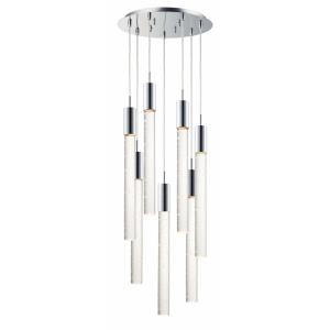 "Big Fizz - 16"" 56W 7 LED Pendant"