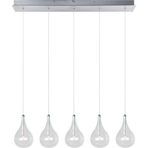 Larmes - 5 Light Pendant