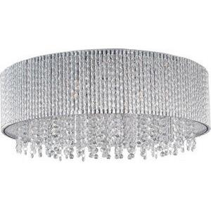 Spiral - Ten Light Flush Mount