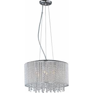Spiral-7 Light Pendant in Mediterranean style-16.75 Inches wide by 11.5 inches high