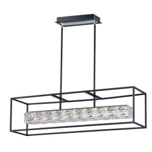 Zephyr-27W 1 LED Pendant-9.25 Inches wide by 9.25 inches high