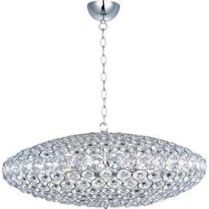 Brilliant-Twelve Light Pendant in Crystal style-34 Inches wide by 11 inches high