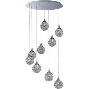 Brilliant - Nine Light Pendant