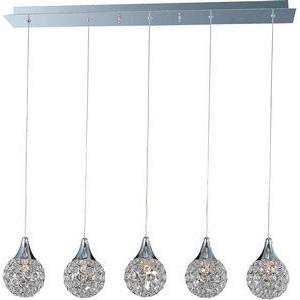 Brilliant - Five Light Pendant