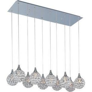 Brilliant - Ten Light Pendant