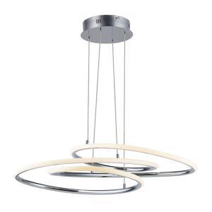 Coaster - 20.25 Inch 40W 1 LED Pendant