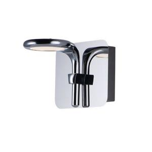 Cobra - 5.5W 1 LED Wall Sconce - 6.75 Inches wide by 5.25 inches high
