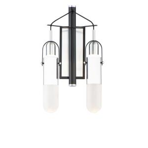 Capsule - 12.5 Inch 8W 2 LED Wall Sconce