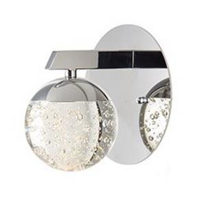 Orb II - 6 Inch 5W 1 LED Wall sconce