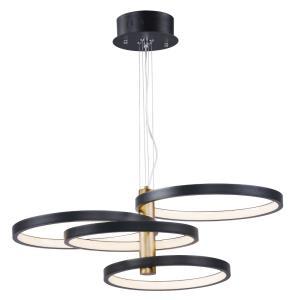 Hoopla - 33.5 Inch 64W 1 LED Pendant
