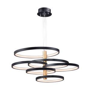 Hoopla - 45.25 Inch 114W 1 LED Pendant