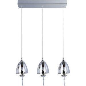 Chute - Three Light Pendant
