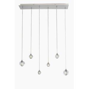 Harmony - 27 Inch 6W 10 LED Linear Round Pendant