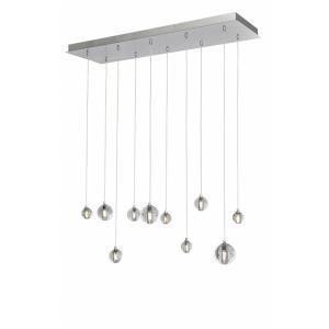 Harmony - 33.75 Inch 15W 10 LED Pendant