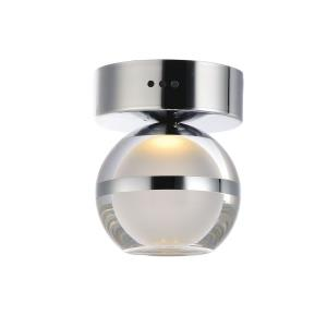"Swank - 6"" 6W 1 LED Flush Mount"