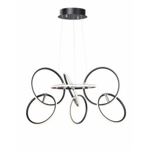 Ringer-567W 7 LED Pendant-32 Inches wide by 18 inches high