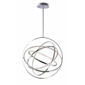 Gyro II-390W 5 LED Pendant-31.5 Inches wide by 31.5 inches high