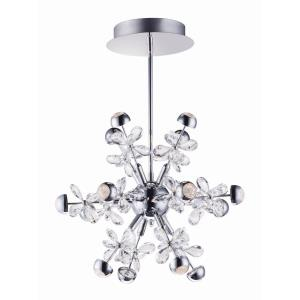 Supernova - 19 Inch 36W 15 LED Pendant
