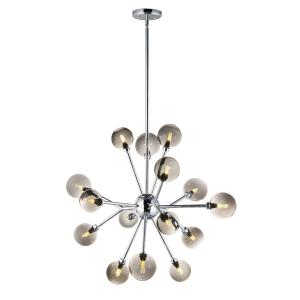 Asteroid - 30.75 Inch 60W 15 LED Chandelier