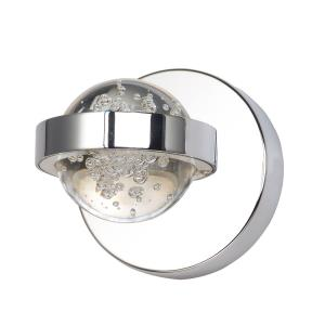 Cosmo - 4.5W 1 LED Wall sconce - 4.75 Inches wide by 4.75 inches high