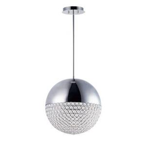 "Eclipse - 16.75"" 29.5W 1 LED Pendant"