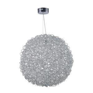 Dazed-30W 25 LED Pendant in Modern style-31.5 Inches wide by 31.5 inches high