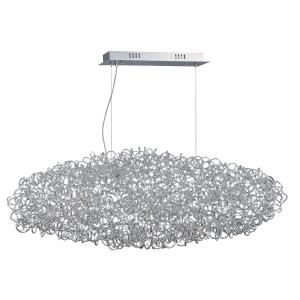 Dazed-14.4W 12 LED Pendant in Modern style-19.5 Inches wide by 13.5 inches high
