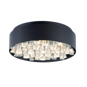 Pipes - 24 Inch 58.5W 13 LED Flush Mount