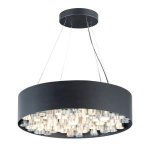 Pipes - 24 Inch 58.5W 13 LED Pendant