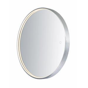 "27.5"" 22W 1 LED Round Mirror"