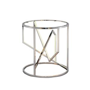 """Trapezoid - 20.5"""" 72W 3 LED End Table"""