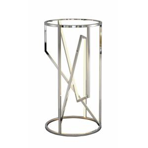 """Trapezoid - 29.5"""" 72W 3 LED Accent Table"""