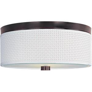 Elements - Three Light Flush Mount