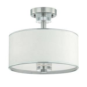 Savvy - Three Light Semi-Flush Mount